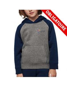 Sweatshirt Capuche Enfant